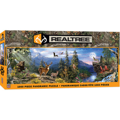 Realtree Panoramic 1000pc Puzzle