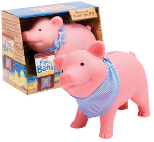 Penny the Piggy Bank