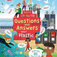 Lift the Flap Q&A About Plastic