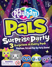 Playfoam  Pals Surprise Party