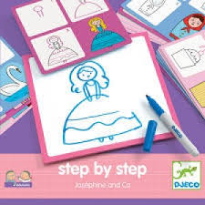 Step by Step Princesses