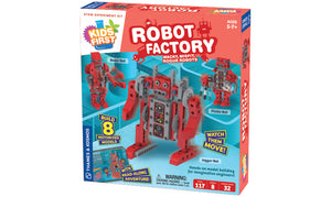 Kids First Robot Factory