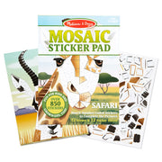 Sticker Mosaics - Safari