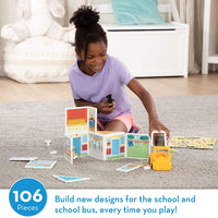 Magnetivity School Set
