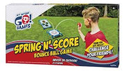 Spring N Score Bounce Ball Game