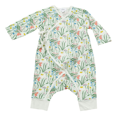 Summer Morning Wrap Coverall 3-6m