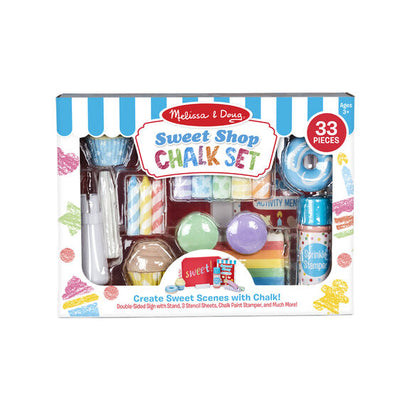 Sweet Shop Chalk Set