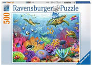 Tropical Waters 500pc Puzzle