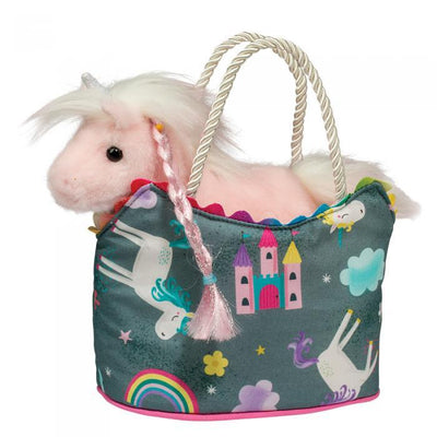 Fun Castle Sassy Pet Sak Unicorn