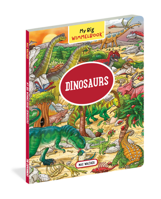 My Big Wimmelbook- Dinosaurs