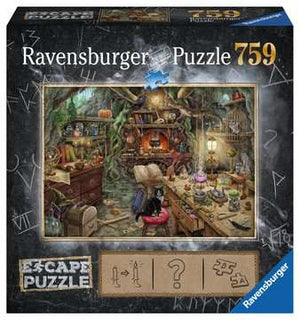 Witch's Kitchen 759pc Escape Puzzle
