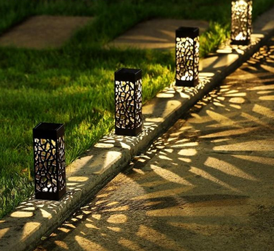 Pathway Solar Led Lights - Garden Decoration