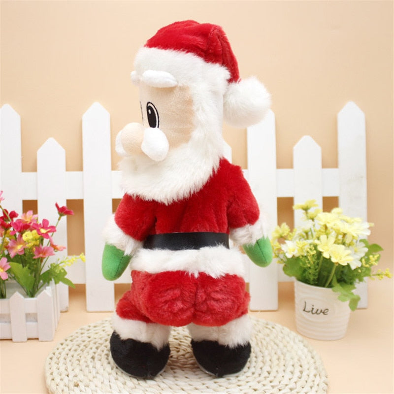 Santa Claus Dancing Doll