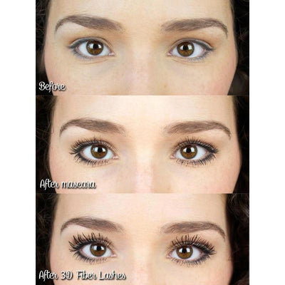 Waterproof 3D Silk Fiber Mascara