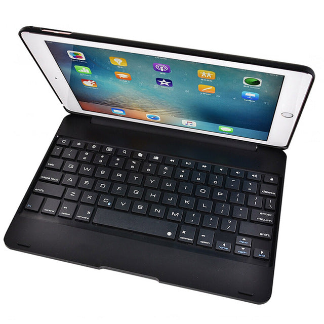 "Smart Case For iPad 9.7"" Air 1-2"