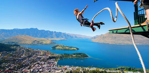 Top 10 bungee jumps in the world
