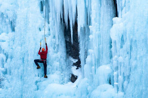 10 Cool Ice-Climbing Destinations- Strap on your Crampons and Grab your Ice Axe!