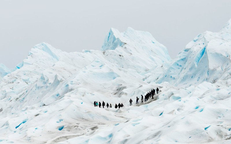 15 Best Glacier Hikes In The World