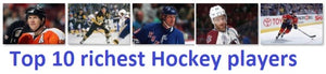 Top 100 Richest Hockey Players