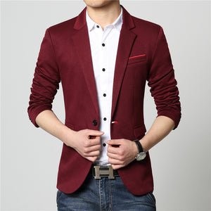 Double Color Blazer - 64 Corp