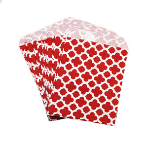 25pcs candy bag wedding favor bags Valentine 's Day paper Bag Gift Packaging Wedding Party decoration Even Party Supplies - 64 Corp
