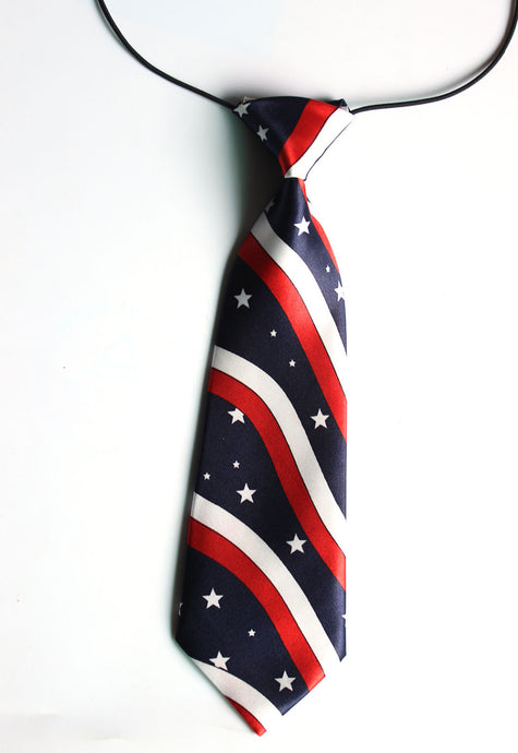 American Independence Day Large Dog Ties - 64 Corp