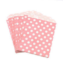 CHEAP 25pcs candy bag Gift Bags paper Pouches sweet favour buffet bags New Year Wedding Party Favor decoration Food Packaging - 64 Corp