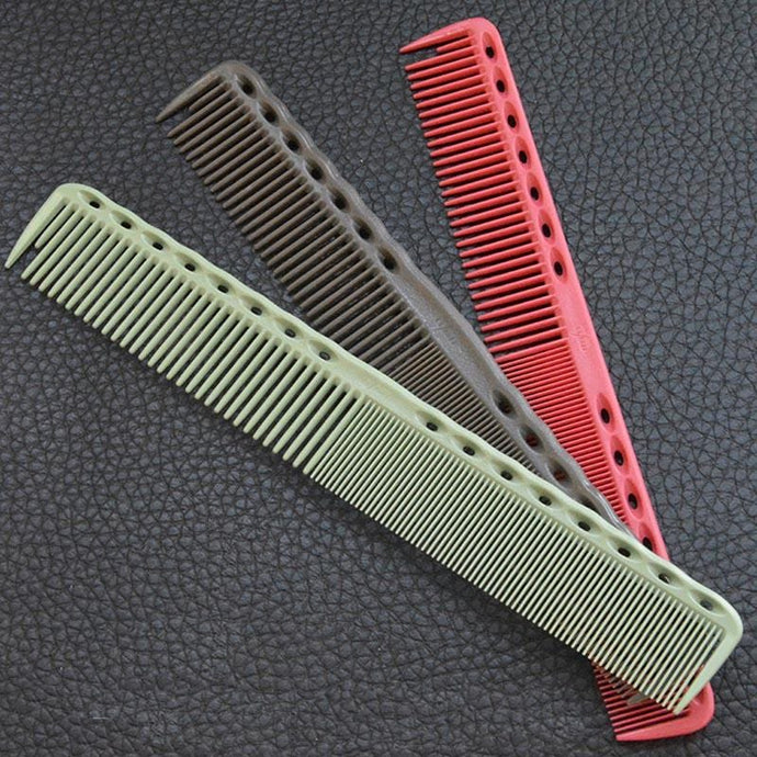 1pcs Professional Hair Combs Kits Salon Barber Comb Brushes Anti-static Hairbrush Hair Care Styling Tools Set kit for Hair Salo - 64 Corp