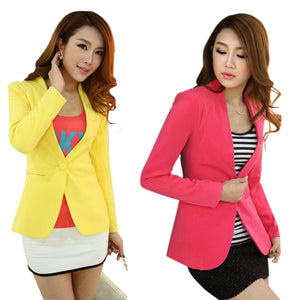 Top Elegant Double Breasted Short Design Clothes Blazer - 64 Corp