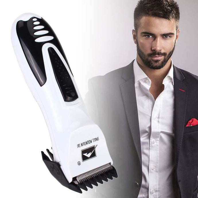 Professional Men Electric Shaver Razor Beard Removal Hair Clipper Trimmer Grooming beard trimmer men styling tools shave machine - 64 Corp