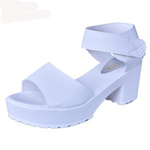 Fashion Women Sandals Summer Shoes Wedges - 64 Corp