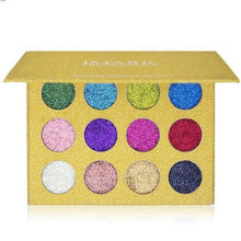 Eye shadow Magnet Palette - 64 Corp