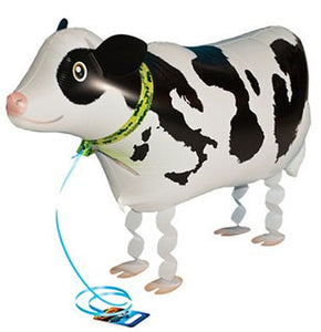 1Pcs/Lot Cow Pet Helium Walking Balloon Kids Gift - 64 Corp