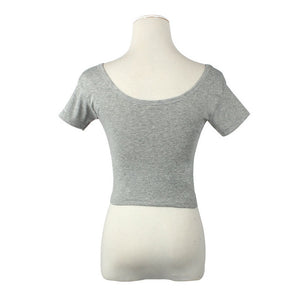 Hot Short Sleeves Tops - 64 Corp