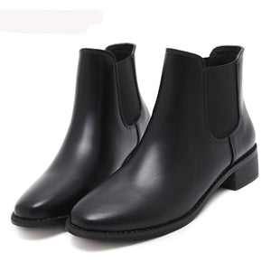 New Autumn Brief Ankle Boots For Women - 64 Corp
