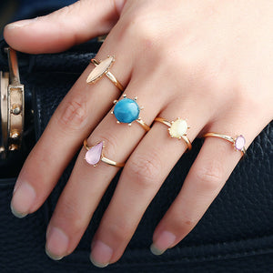 Women Chic Elegant Rings - 64 Corp