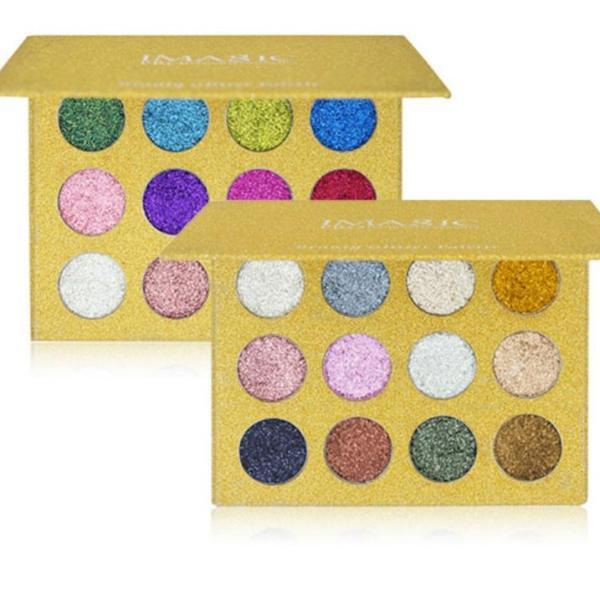 12 Colors Eye shadow Magnet Palette - 64 Corp