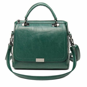 SOFT LEATHER TRENDY BAG - 64 Corp