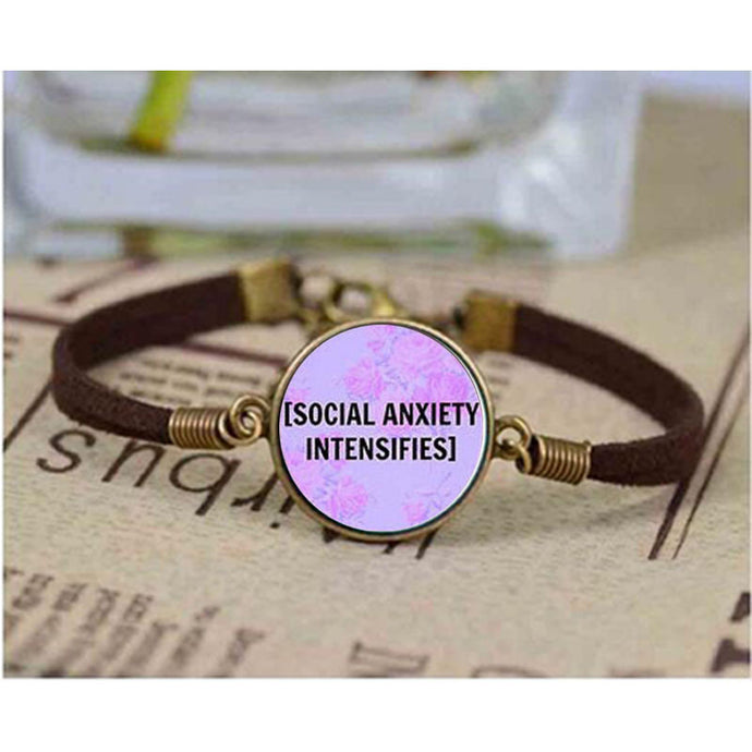 Steampunk Pastel Goth 90s Soft Grunge Creepy Cute Bubblegum Nu Goth Antisocial  1pcs/lot silver mens bracelet jewelry man us - 64 Corp