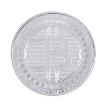 Bronze Physical Bitcoins Casascius Bit Coin BTC With Case Gift For Souvenir Home Gift - 64 Corp