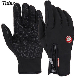 High Quality Unisex Fleece Windproof Winter Gloves - 64 Corp
