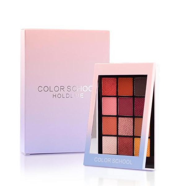 12 Full Colors Matte Eye Shadow Palette - 64 Corp