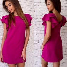 Summer Casual Style Butterfly Sleeve Dress Party - 64 Corp