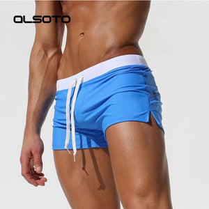 2018 Summer Swimwear Men Swimsuit Maillot De Bain Boy Swim Suits Boxer Shorts Swim Trunks Swimming Surf Banadores mayo sungas - 64 Corp