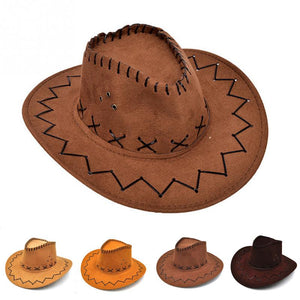 New Arrival 2017 Fashion CowboyHat For Kid Boys Gilrs Party Costumes Cowgirl Cowboy Hat - 64 Corp
