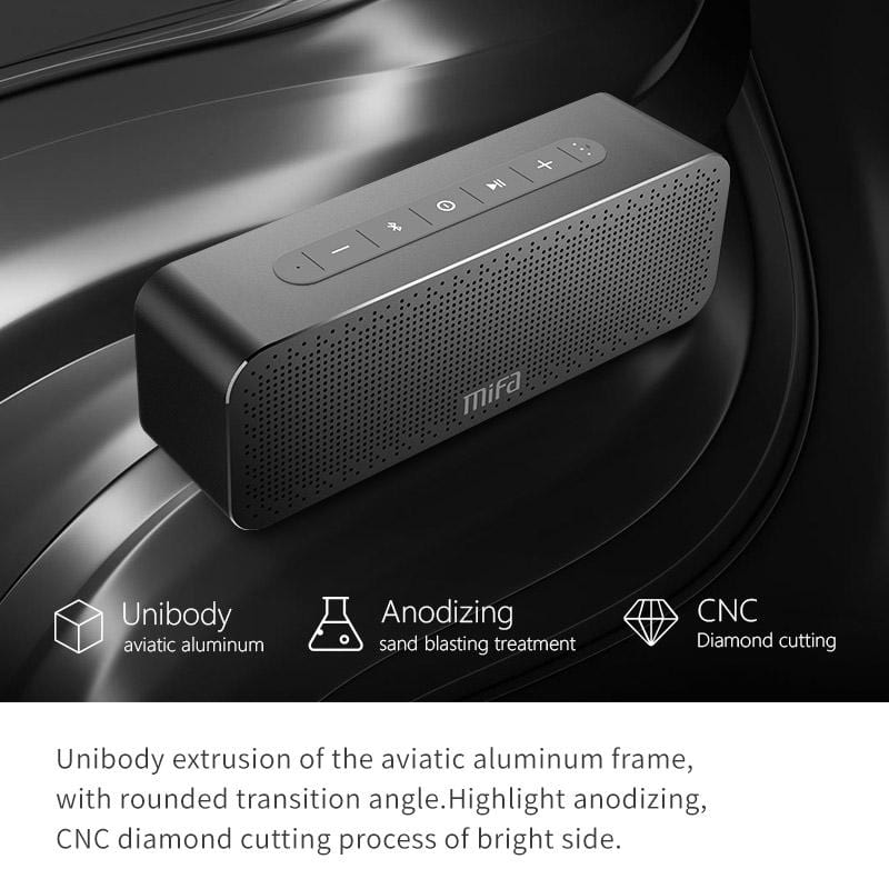 Bluetooth l Portable Super Bass Wireless speaker - 64 Corp