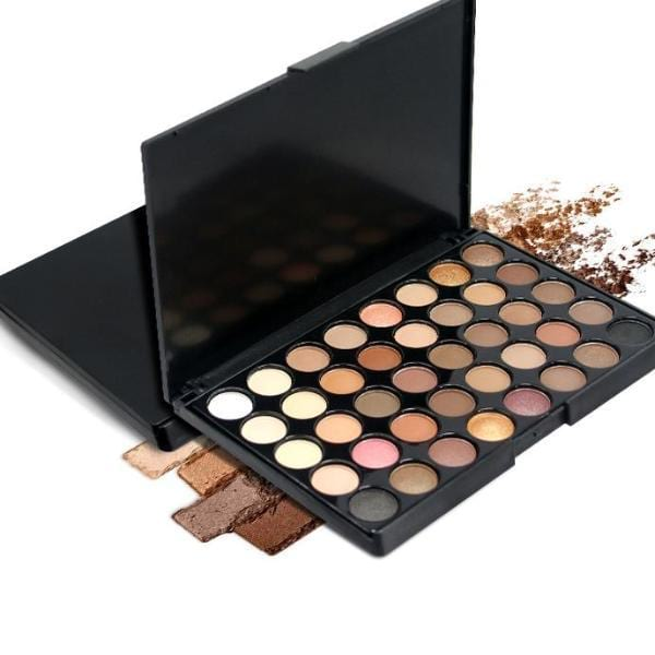 40 Color  Matte Eyeshadow Pallete - 64 Corp