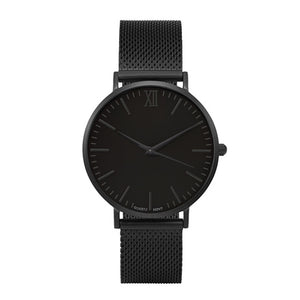 Full Steel Fashion Casual Minimalist Quartz Watch - 64 Corp