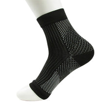 Dropshipping Comfort Foot Anti Fatigue women Compression socks Sleeve Elastic Men's Socks Women Relieve Swell Ankle sokken - 64 Corp