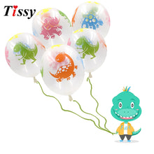 20PCS/Lot 12inch Dinosaur Balloons Latex Balloons Party Favors Baby Shower Decorations Birthday Party Supplies Kid Toys Gifts - 64 Corp